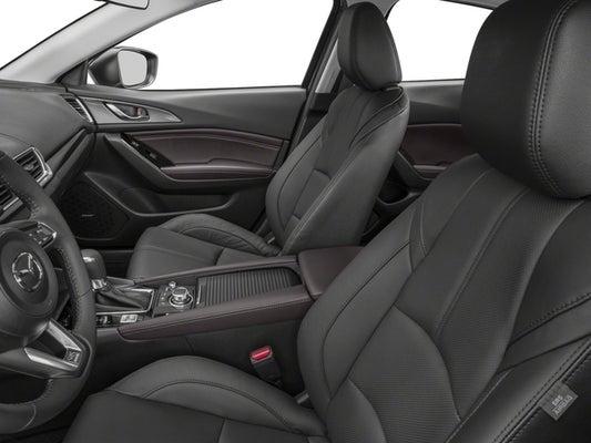 2018 Mazda3 Grand Touring Base