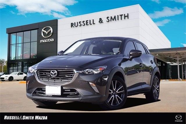 2018 Mazda Cx 3 Touring Certified